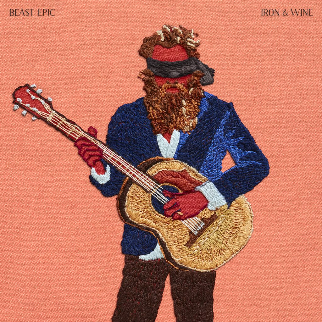 Image result for Iron & Wine - Beast Epic